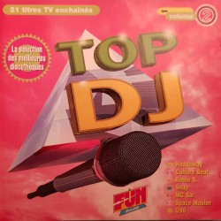 CD TOP DJ FUN RADIO  Ref 3548