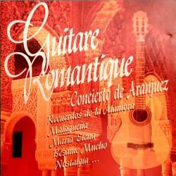 CD GUITARE ROMANTIQUE Ref 3565