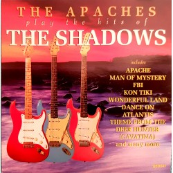 CD THE APACHES THE SHADOWS...
