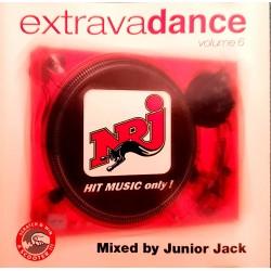 CD EXTRAVADANCE NRJ Vol 6...