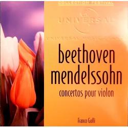 CD BEETHOVEN MENDELSSOHN...