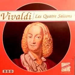 CD VIVALDI LES QUATRE...