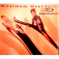 CD MAXIMUM OVERDRIVE...