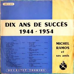 DISQUE 33 TOURS DIX ANS DE...