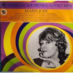 DISQUE 33 TOURS MARIE-JOSE...