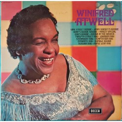 DISQUE 33 TOURS WINIFRED...