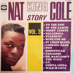 DISQUE 33 TOURS NAT KING...