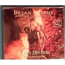 CD BRYAN ADAMS ROBIN DES...