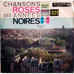 """DISQUE 33 TOURS """"CHANSONS..."""