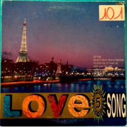 LASER DISC LOVE SONG Ref 021
