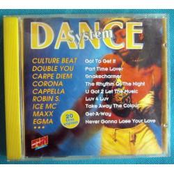 ALBUM 1 CD SYSTEM DANCE 20...