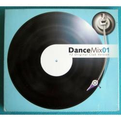 ALBUM 1 CD DANCE MIX 01 12...
