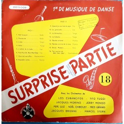 DISQUE 33 TOURS SURPRISE...