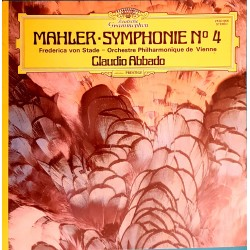 DISQUE 33 TOURS MAHLER...