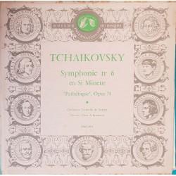 DISQUE 33 TOURS TCHAIKOVSKY...