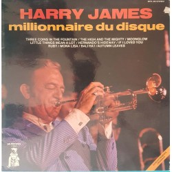 DISQUE 33 TOURS HARRY JAMES...