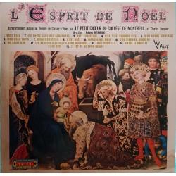 DISQUE 33 TOURS L'ESPRIT DE...