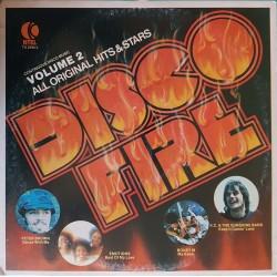 DISQUE 33 TOURS DISCO FIRE...