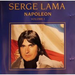 "CD ""NAPOLÉON"" Vol 1 SERGE..."