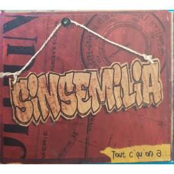 "CD SINSEMILIA ""TOUT C'..."