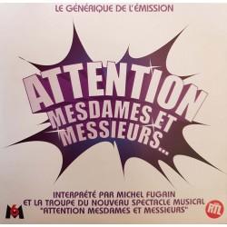 """CD GENERIQUE """"ATTENTION..."""
