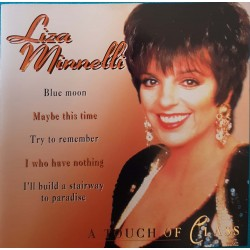 "CD LIZA MINNELLI ""A TOUCH..."