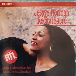 "CD JESSYE NORMAN ""RÉCITAL..."