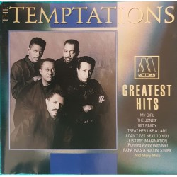 CD THE TEMPTATIONS...