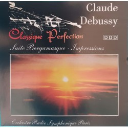 "CD CLAUDE DEBUSSY ""SUITE..."