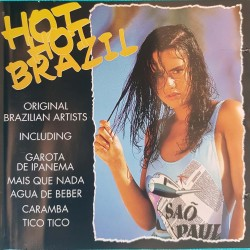CD HOT HOT BRAZIL  ORIGINAL...