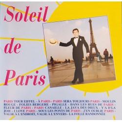 CD SOLEIL DE PARIS BERNARD...