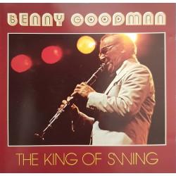 """CD BENNY GOODMANN """"THE KING..."""
