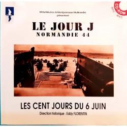 """CD """"LE JOUR J"""" NORMANDIE 44..."""
