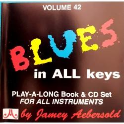 CD BLUES IN ALL KEYS   Ref...