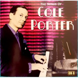3  CD THE SONGS OF COLE...