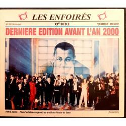 """CD LES ENFOIRÉS """"DERNIÈRE..."""