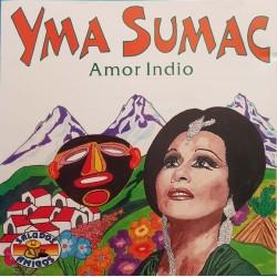 CD YMA SUMAC AMOR INDIOS...