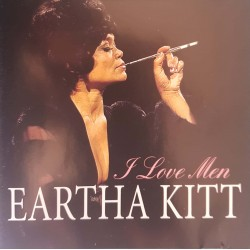"CD EARTHA KITT ""I LOVE MEN""..."