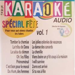 ALBUM 2 CD KARAOKÉ SPÉCIAL...