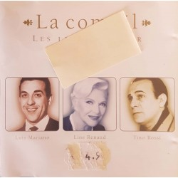 """CD LES LÉGENDES D'OR """"LA..."""