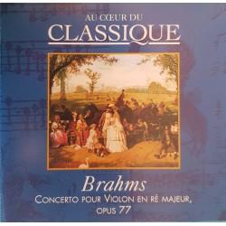 CD BRAHMS CONCERTO POUR...