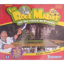 CD LES ROUL' MALINS SUR LES...