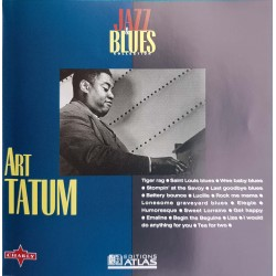 CD JAZZ & BLUES ART TATUM...