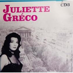 CD JULIETTE GRECO Ref 4208