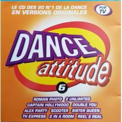 CD DANCE ATTITUDE Vol 6 Ref...