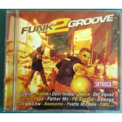 ALBUM 1 CD FUNK GROOVE 2...