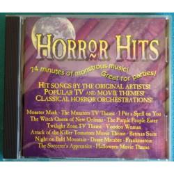 ALBUM 1 CD HORROR HITS Ref...