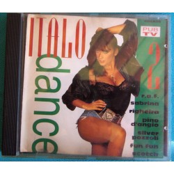 ALBUM 1 CD ITALIANO DANCE...