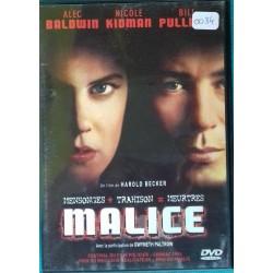 DVD MALICE Ref 0034