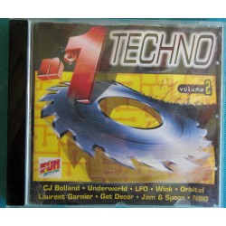 ALBUM 1 CD Nos 1  TECHNO...